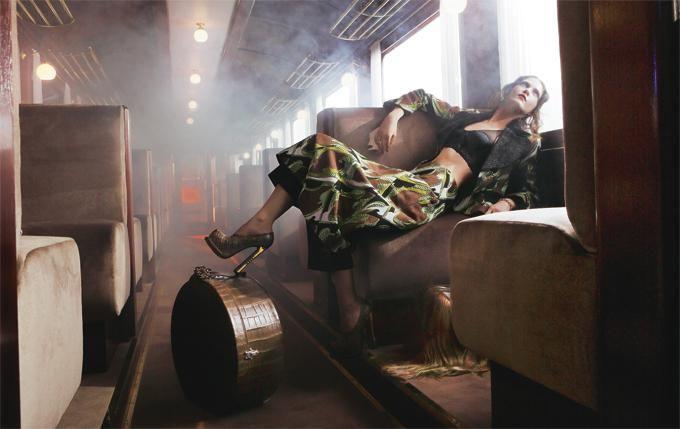 Orient Express   Le Figaro Madame