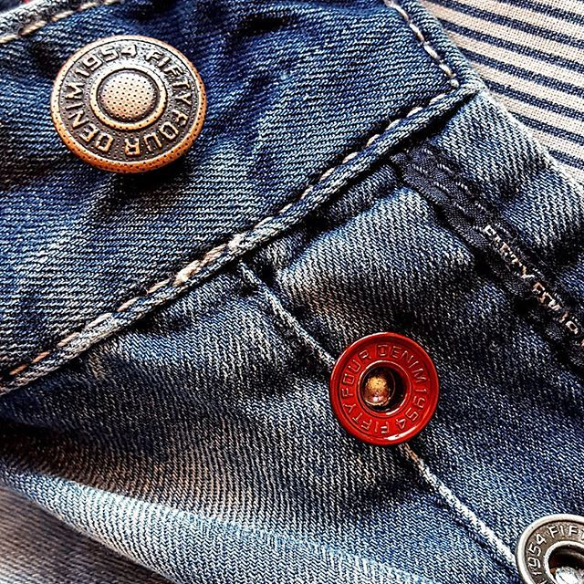 Details Makes Everything Better. #fiftyfourjeans #fiftyfourfreedom #denim…