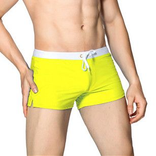 2016 Summer Swimwear Men Swimsuit Maillot De Bain Boy Swim Suits Boxer Shorts Swim Trunks Swimming Surf Banadores