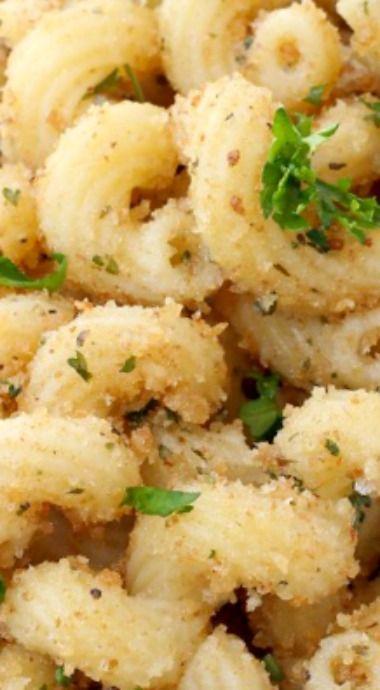 Garlic Bread Pasta                                                                                                                                                                                 More