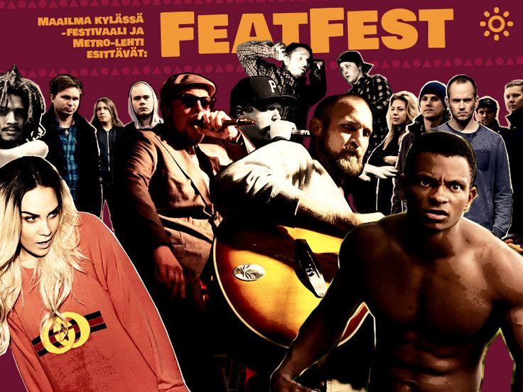 beba.fi - Metro FeatFest -kilpailu kiinnostaa artistinalkuja