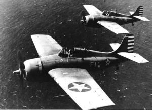 Grumman F4F Wildcat - Photograph Courtesy of the US Naval History & Heritage Command