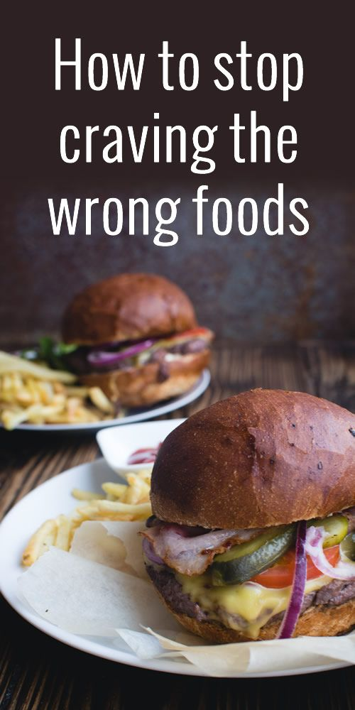 How to stop unhealthy cravings get healthy pinterest