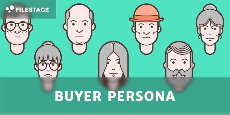 digital marketing . buyer personas guide