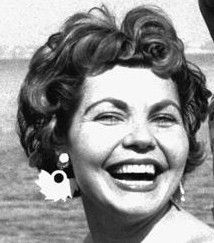 Simone Silva (1928 – 1957) was an Egyptian-born French film actress. An autopsy gave the cause of death as a stroke. Silva's struggles with her weight were well known, and friends believed that her lengthy period of excessively rigorous crash-dieting had been a likely contributory factor in her premature death.