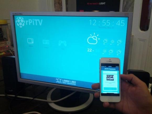 rpi-based-smart-tv