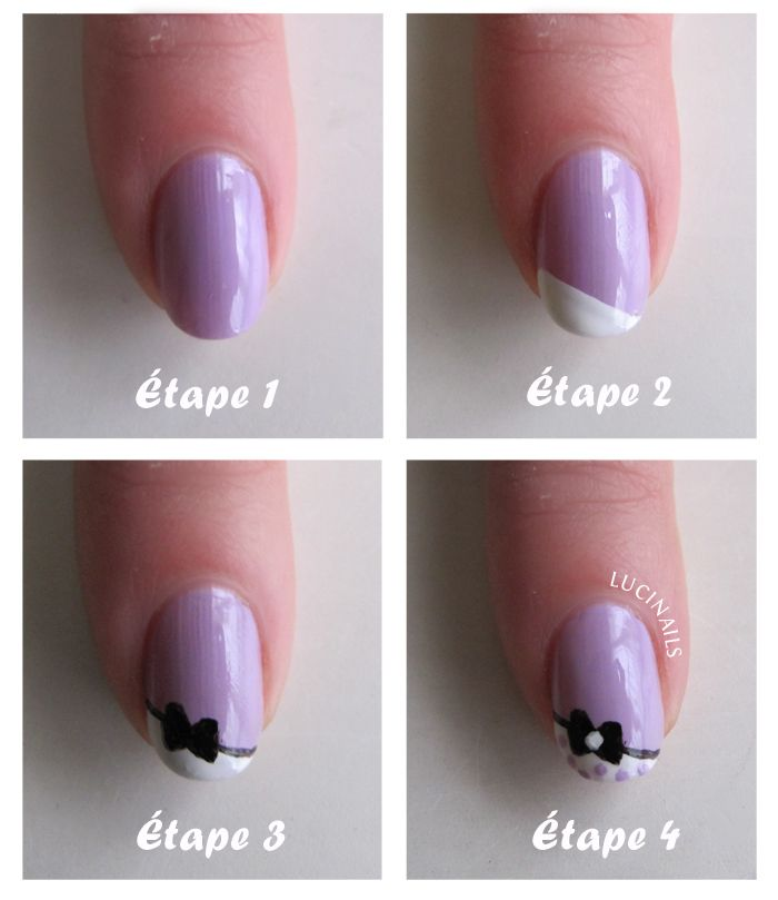 nail art facile et son tutoriel pastel art et ongles. Black Bedroom Furniture Sets. Home Design Ideas