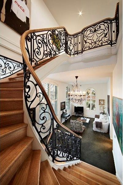 17 mejores imágenes sobre Escaleras hierro en Pinterest ...