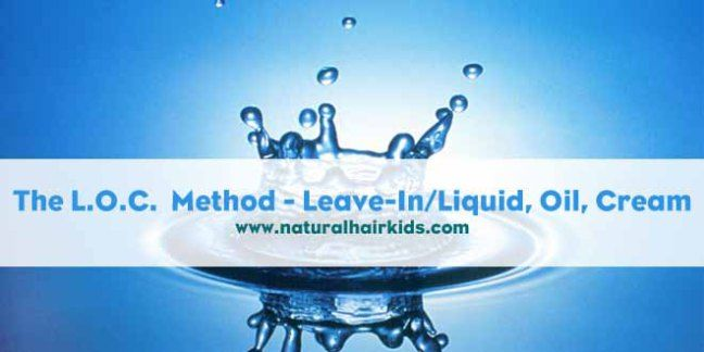 If you are like most parents that struggle to keep their curly kids' hair moisturized, then you might want to try the LOC method (Leave-In/Liquid, Oil, Cream). The LOC method has been praised by tons of parents for its ability to keep hair moisturized for days on end. The name signifies the order in which …