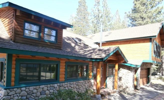 2-Bedroom Cabin with Fenced Backyard -VaycayHero