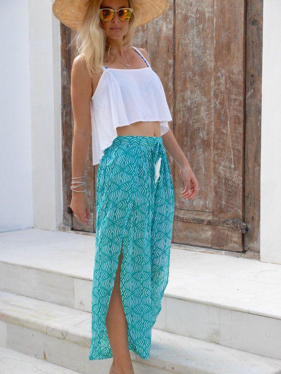 Split Leg Yoga Pants Wide Leg Ladies Trousers by ljcdesignss