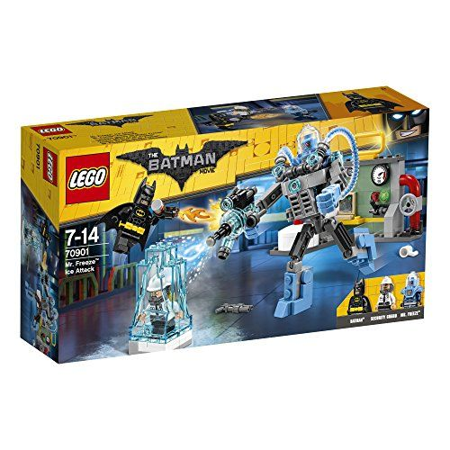 Lego Batman Movie 70901 - Building Set The Mr. Freeze Congelating Attack Assorted Imaging Packages