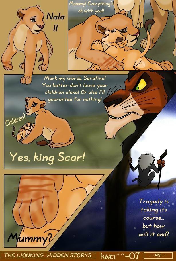 Lion king nasty porn — photo 8