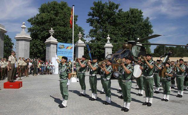 Día de las Fuerzas Armadas, actividades de todo tipo a lo largo y ancho de España-noticia defensa.com