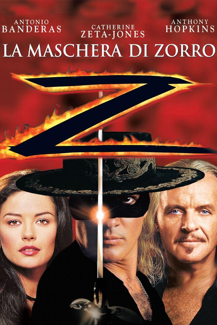 La maschera di Zorro è un film del 1998, diretto da Martin Campbell. Il film uscì nelle sale cinematografiche negli Stati Uniti d'America il 17 luglio 1998, mentre in quelle italiane il 18 dicembre 1998.