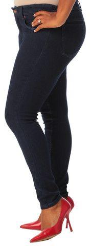 Svoboda: best ever jeggings! 360 Stretch Skinny Jeans or Jeggings in Dark Navy Blue