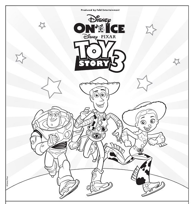 coloring pages toy story alltoys for