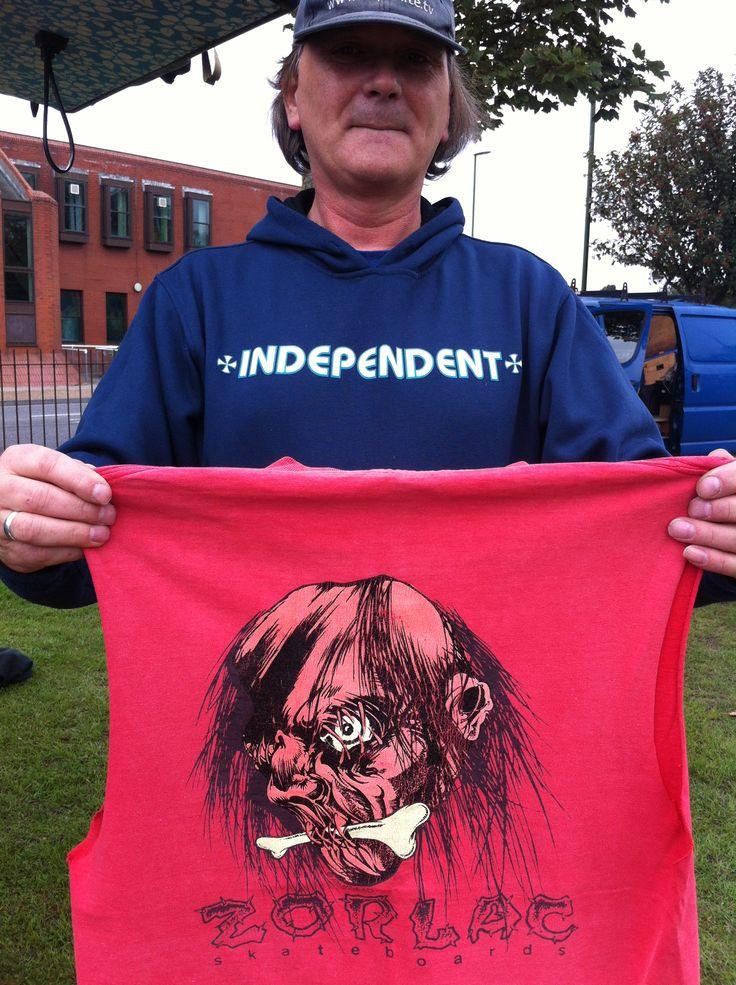 Rare old T #tshirt #zorlac #oldskool #dogtown #vert #shoreham