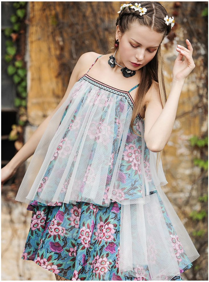 Aporia.As Miracle Bohemian Dress