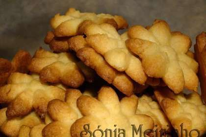 Biscoitos de Manteiga e Limão - Dispára Biscoitos
