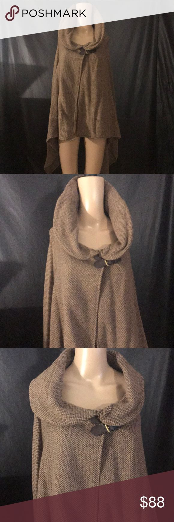 🐎Ralph Lauren Polo Shaw Cape One Size Fits All🐎 🐎Ralph Lauren Polo Shaw Cape One Size Fits All🐎BRAND NEW. NEVER WORN. TAGS STILL ATTACHED. This is absolutely beautiful, it's stunning, and it is elegant. Be warm while looking darling in this warm, cozy cape. This is perfect with jeans and riding boots! Ralph Lauren Jackets & Coats Capes