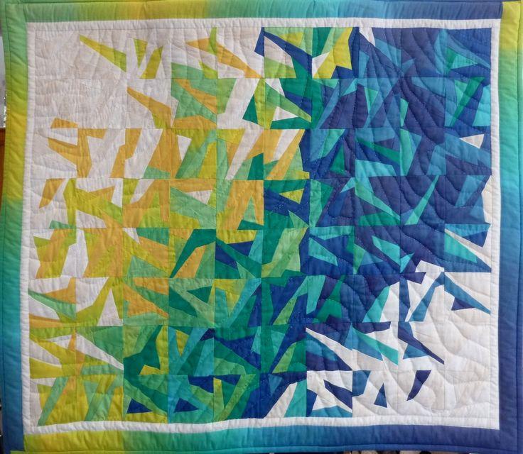 n hanleitung crazy muster der schnelle quilt patchwork quilt anleitungen pinterest. Black Bedroom Furniture Sets. Home Design Ideas