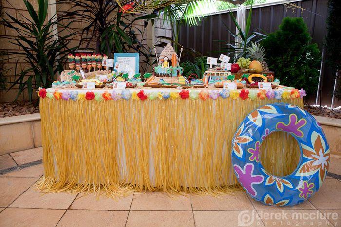 134 besten beachparty hawaii party ideen bilder auf pinterest geburtstage hawaiianische. Black Bedroom Furniture Sets. Home Design Ideas