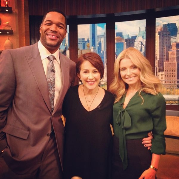 25 Best Ideas About Michael Strahan Jr On Pinterest: 25+ Best Ideas About Patricia Heaton On Pinterest