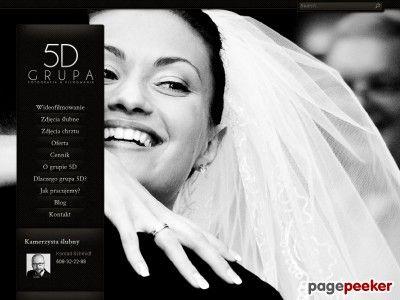 Wpis Grupy 5D w miło brzmiącym katalogu Gąsik, zapraszamy do przeczytania: http://www.gasik.net/grupa-5d-studio-fotografii-slubnej-z-bydgoszczy-27440.html