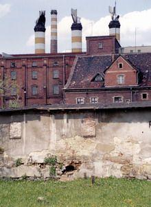 Browar Książęcy, foto. Janusz A. Włodarczyk,  2006