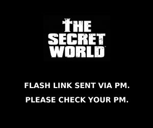 Secret World banner contest by Sampu123