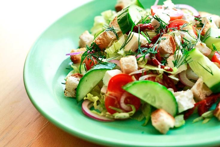 Sałatka na grilla   Grill salad