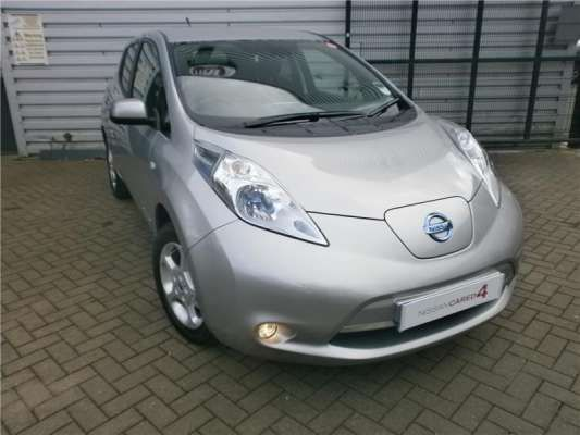 Used 2014 (14 reg) Silver Nissan Leaf Acenta 5dr Auto [6.6kW Charger] for sale on RAC Cars
