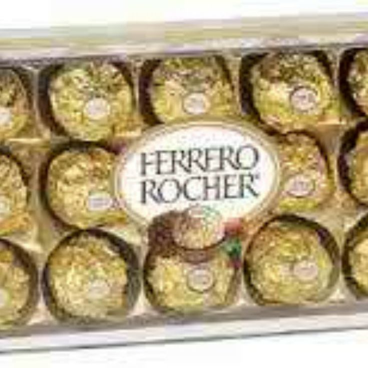FERRERO ROCHER X 16 FOR FATHER'S DAY.  Rocher is the classic delicacy, and its timeless elegance makes it perfect for sharing during any party season. True connoisseurs will savour the delicious combination of a gentle roasted whole hazelnut and rich creamy centre, encased in a crisp wafer shell and covered in the finest Italian recipe chocolate and crunchy hazelnut pieces.    #FruitHampers#FruitHamper#GiftHampers #HampersAustralia #baileys #baileysgift #gifts #freedelivery #giftbaskets