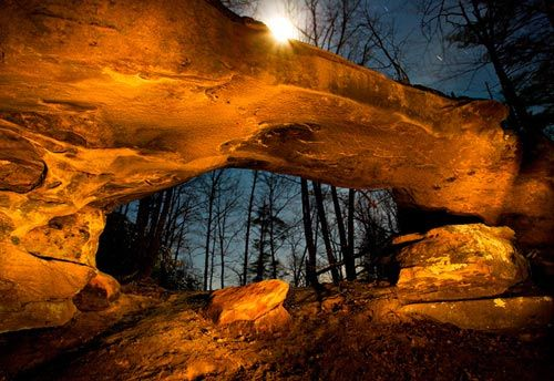 Princess Arch, Red River Gorge