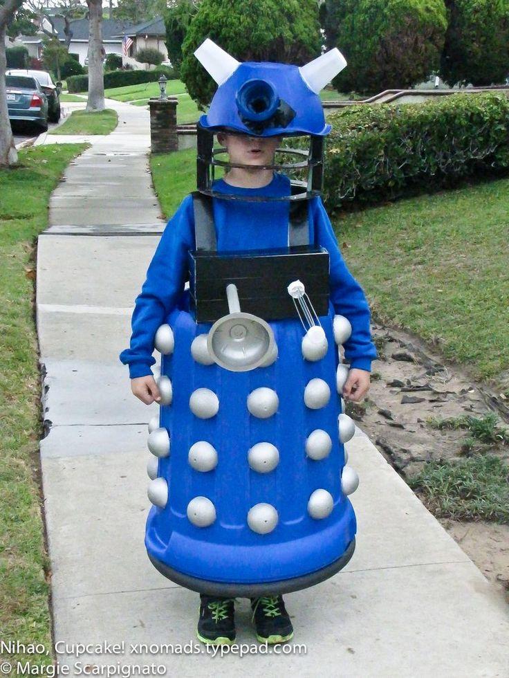 Dalek Costume DIY