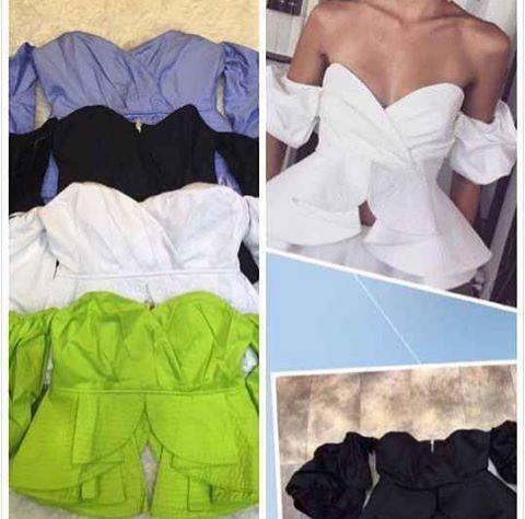 JulpShop Fashion Dress Wanita 13  Ukuran : ALL SIZE