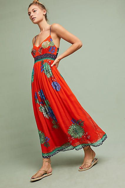 Maeve Ikebana Dress