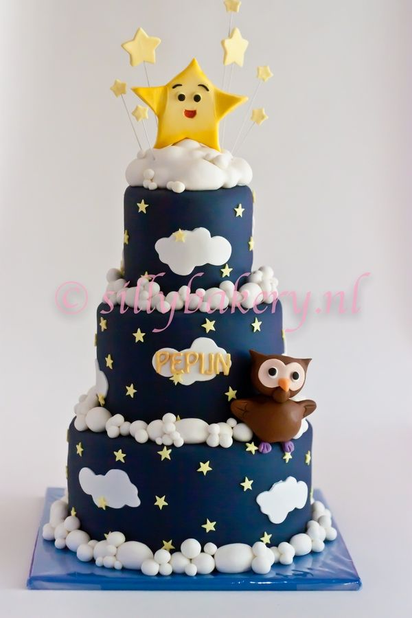 twinkle, twinkle, little star... — Childrens Cakes