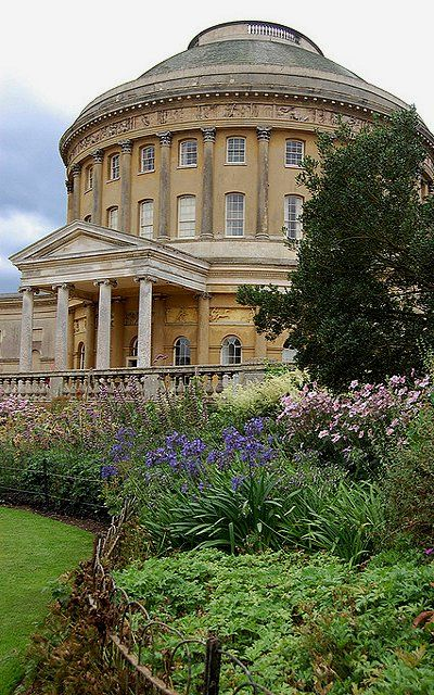 Ickworth's impressive Rotunda - a magnificent showcase commmissioned by the 4th…