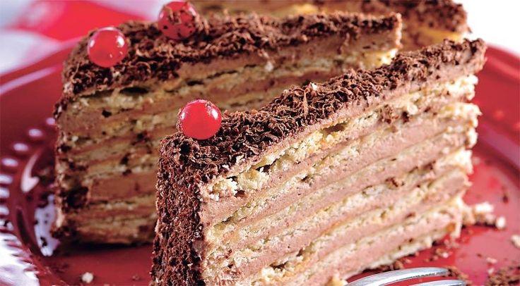 Торт Микадо