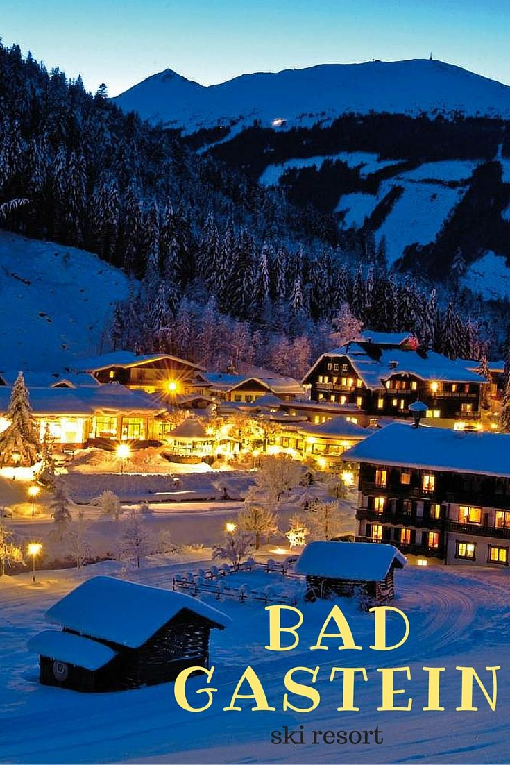 Why Austria's Bad Gastein is the perfect place for your Easter ski trip