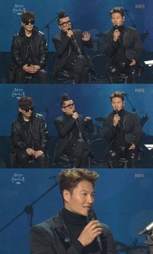 Kim Jong Kook reveals his admiration for Yoo Jae Suk   allkpop.com
