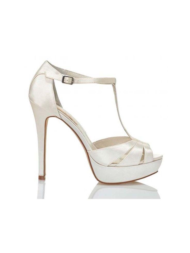 Zapato de Menbur (MIKA), categoría novia                                                                                                                                                                                 Más