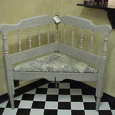 Old Bed, New Bench