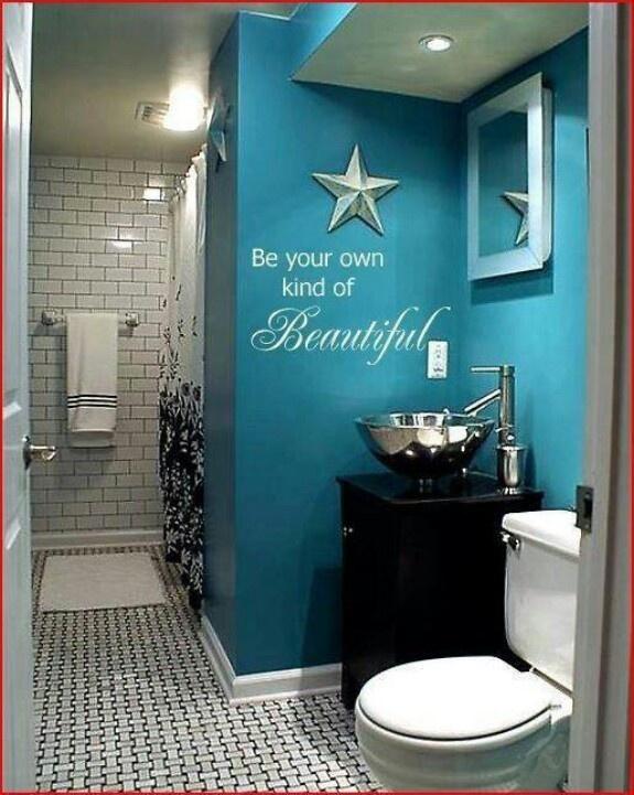 Cricut Home Decor Ideas Part - 19: Cricut Home Decor. Would Love This For My Girlsu0027 Bathroom!