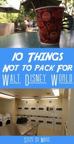 Let's be honest, the idea of travelling to Walt Disney World for a week is a daunting task. You're trying to forecast the weather, foreshadow your mood for hats, in addition to putting your entire life in a suitcase that has to weigh less than 49.9 pounds! Here are the things that I've packed before …
