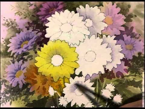 The Complete Flower Painting Course with Jeremy Ford, Part 2
