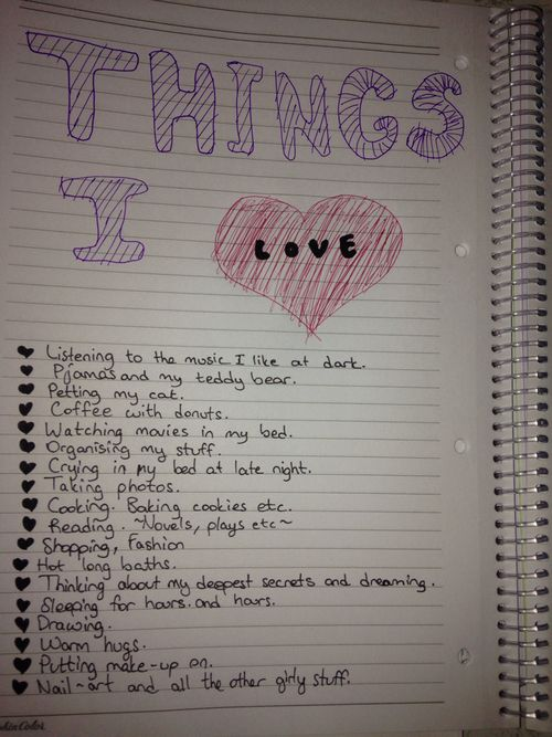 Things I love love love quotes quotes quote girl teen girl quotes teen ...