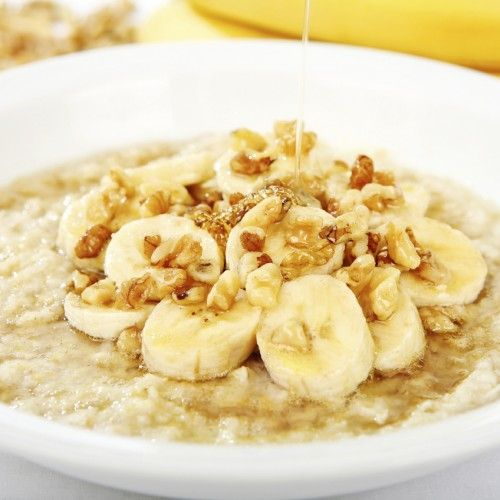 Banana Nut Oatmeal- this oatmeal recipe will get your day started right and will keep you full and satisfied for those early mornings at work or school.